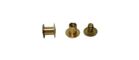 brass binding screw
